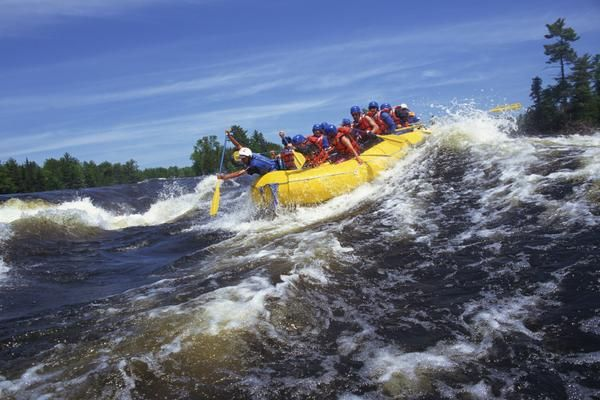 White Water Rafting Trips In Pennsylvania Fun Events Things To