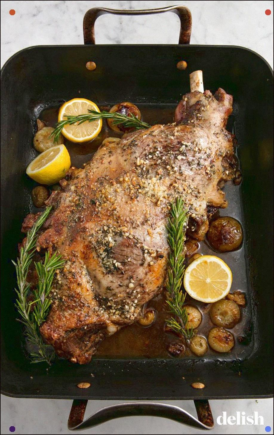 This Showstopper Is Perfect For Easter Dinner Get The Recipe From Delish
