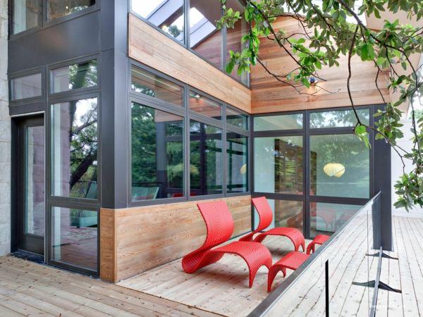 10 Balkon Design Tipps und Ideen - gemütliche Terrasse oder Balkon ...