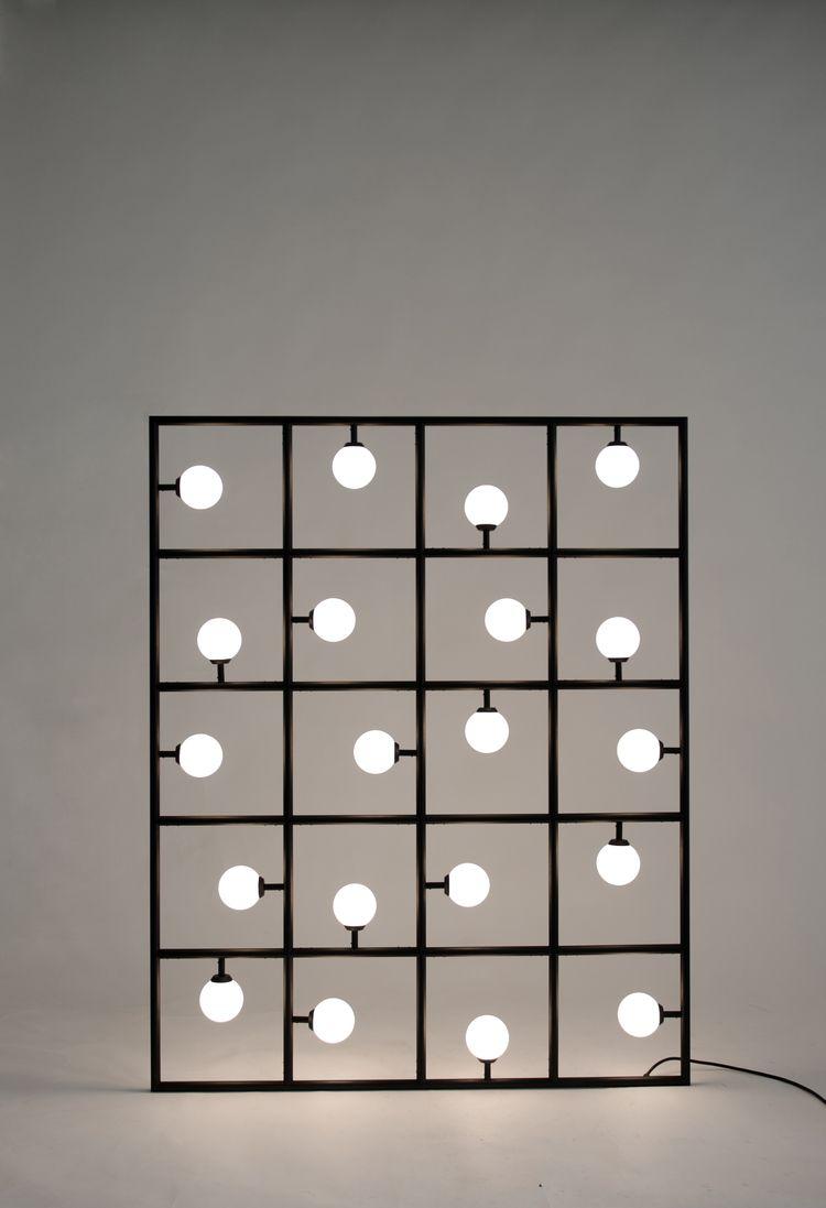 Atelier Areti | Squares Floor/Wall Lamp
