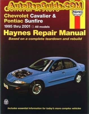 download free chevrolet cavalier pontiac sunfire 1995 2004 rh pinterest ca Factory Service Manuals Haynes Wiring Diagrams