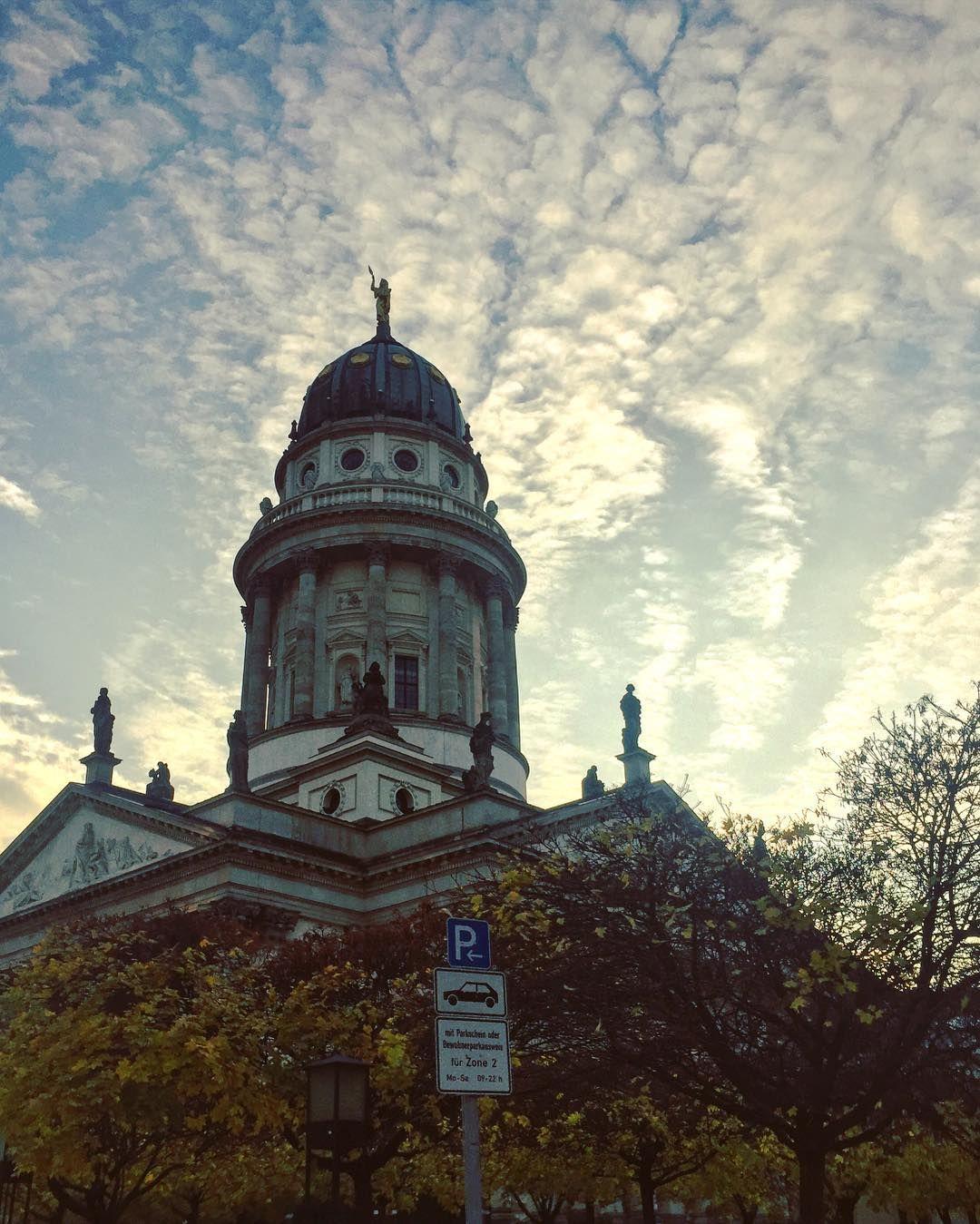 Gendarmenmarkt  #berlin #igersberlin #igersgermany #architexture #clouds #architecture #archidaily #sky #photooftheday #instadaily #instagood #amazing #beautiful #bestoftheday #art #igtravel #all_shots #mytravelgram #travel #traveling #visiting #instatravel #instago #trip #travelling #tourism #instapassport #instatraveling #travelgram #travelingram