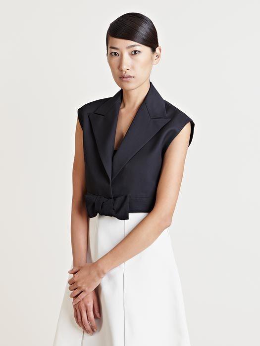 Lanvin Women's Cropped Bolero Jacket