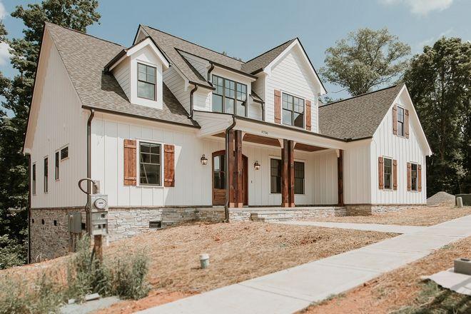 New Construction Home Design Ideas