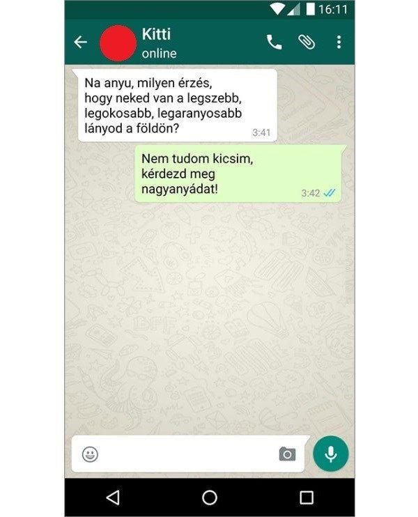 vidám szerelmes idézetek 11 könnyezve nevetős SMS váltás a családi élet vidám oldaláról :D