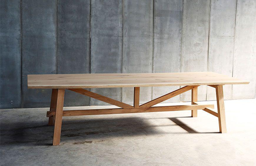Heerenhuis Manufactuur We Make Tables That S What We Do