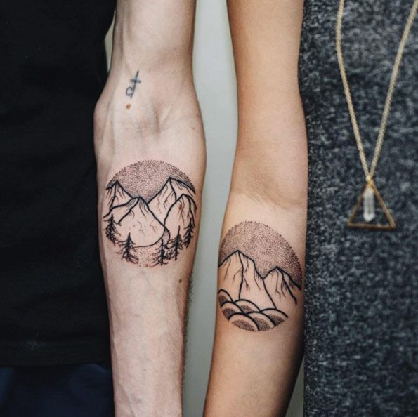 32 Perfect Best Friend Tattoo Designs | Friend tattoos, Tattoo and ...