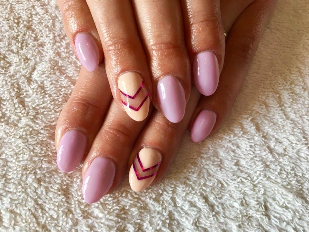Summer nail color design, Fall nail color designs, Coffin nail ...