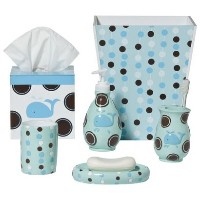 Tiddliwinks whale bath coordinates kind of goes with our for Bathroom coordinates