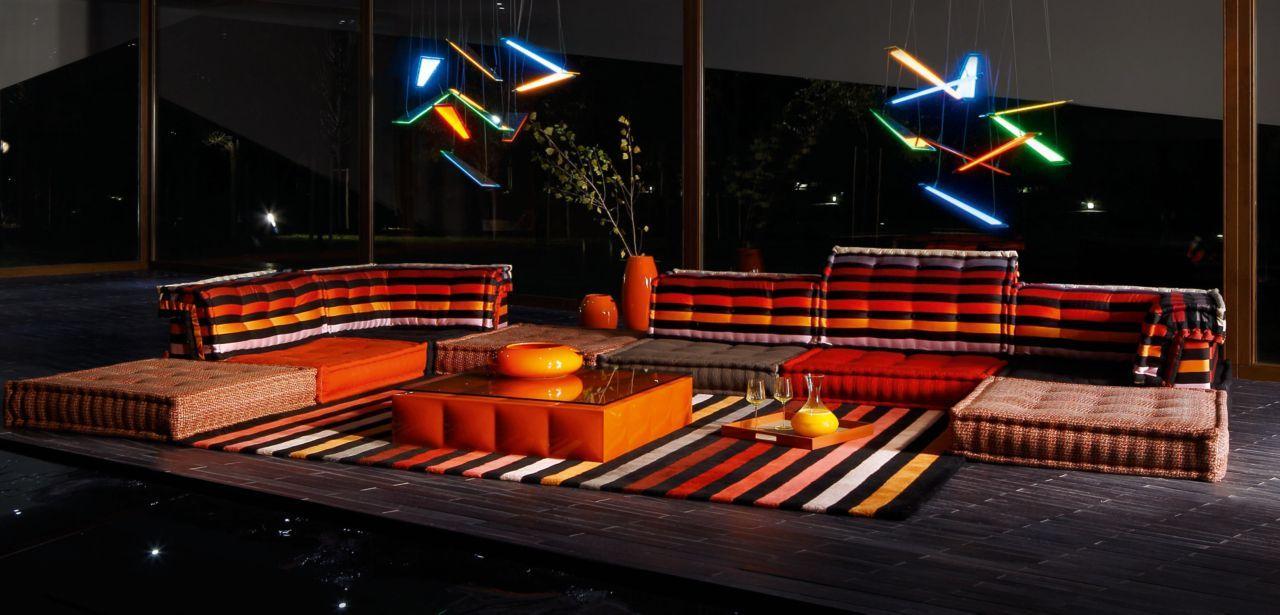 mah jong cocktail table roche bobois am rochebobois. Black Bedroom Furniture Sets. Home Design Ideas