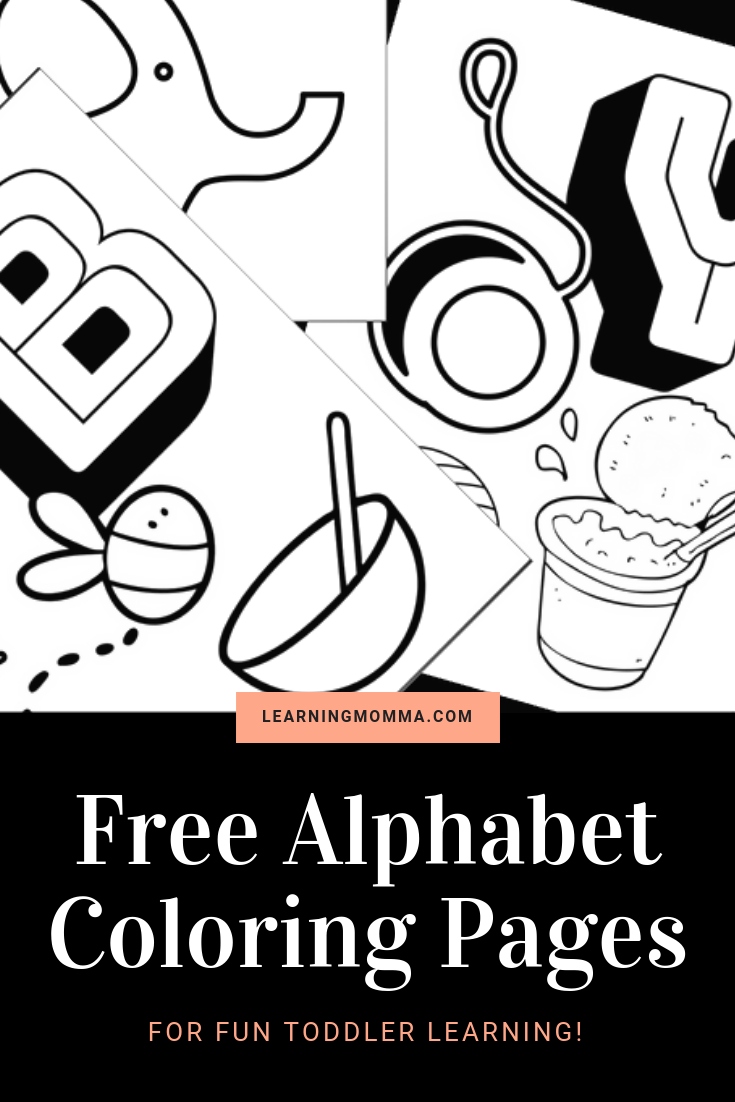 Free Printable Coloring Pages Alphabet Learning With Objects Printables Free Kids Alphabet Coloring Pages Coloring Pages [ 1102 x 735 Pixel ]