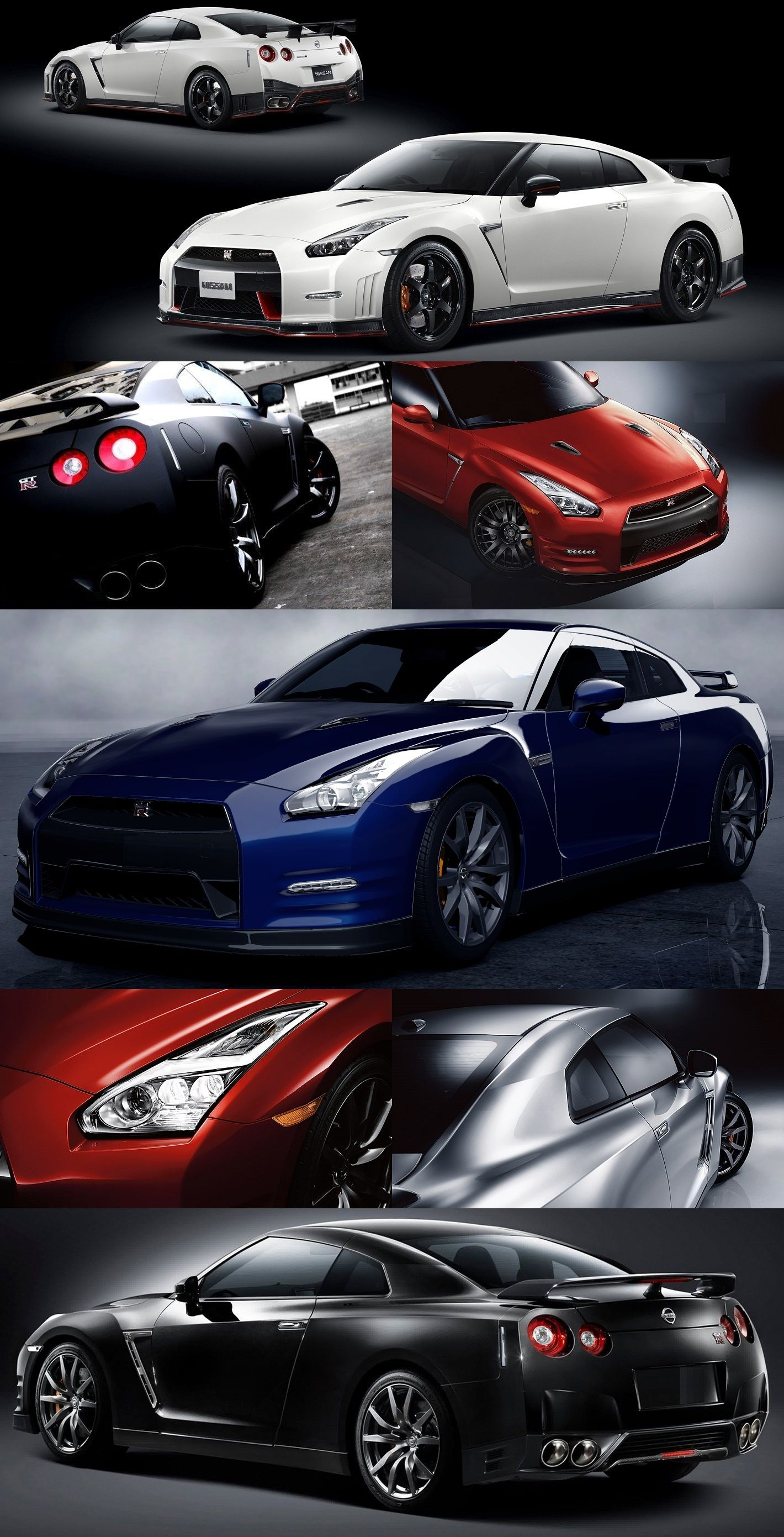 Godzilla The Nissan Gtr Super Car Cars 3 Sports