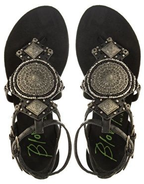 ☮ American Hippie Bohemian Style ~ Boho Sandals!