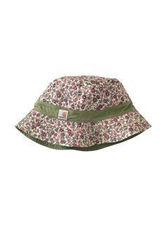 47ce97b01c4fd Carhartt Womens WA073WIL Reversible Poplin Bucket Willow Hat