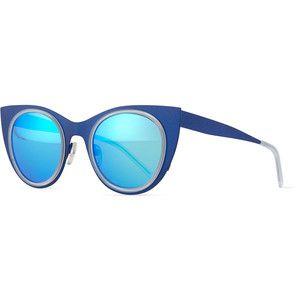 KYME Angel Light Flared-Temple Sunglasses