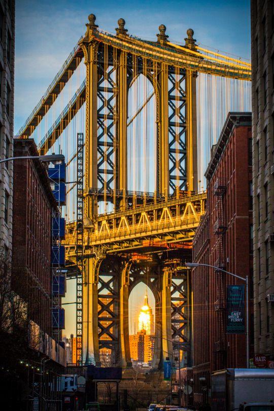 Log In Brooklyn Bridge New York City Brooklyn Nyc