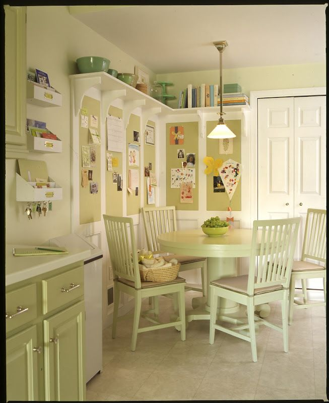 Yellow Kitchen Storage: DIY Home Projects