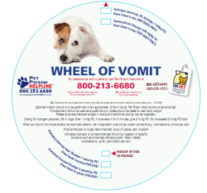 Contact Us To Get Your Free Wheel Of Vomit A Handy