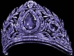 Imperial Tiara - Jewels of the Romanov's