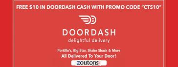 Doordash Online Coupons 309
