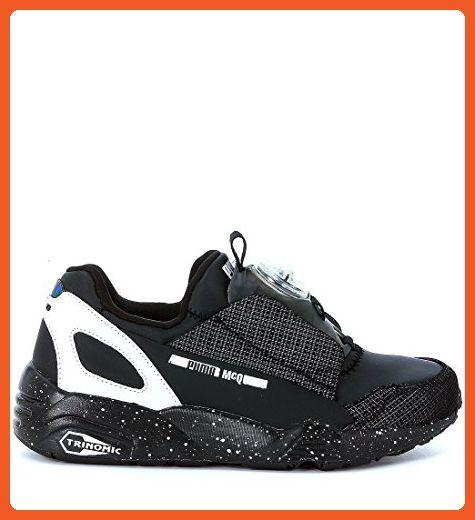 5d65bdb6feca8 Women's Sneaker Alexander Mcqueen Puma In Neoprene Nero E Bianco 38 ...