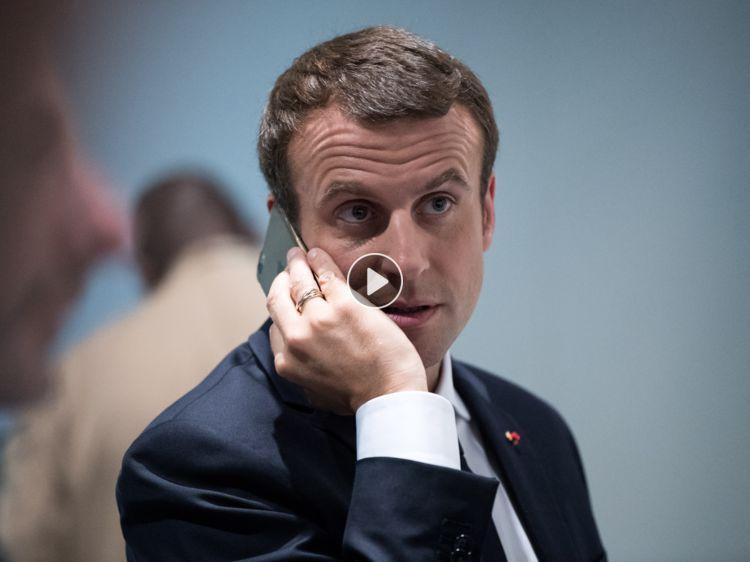 Emmanuel Macron Sur Un Site De Rencontres A Cause D