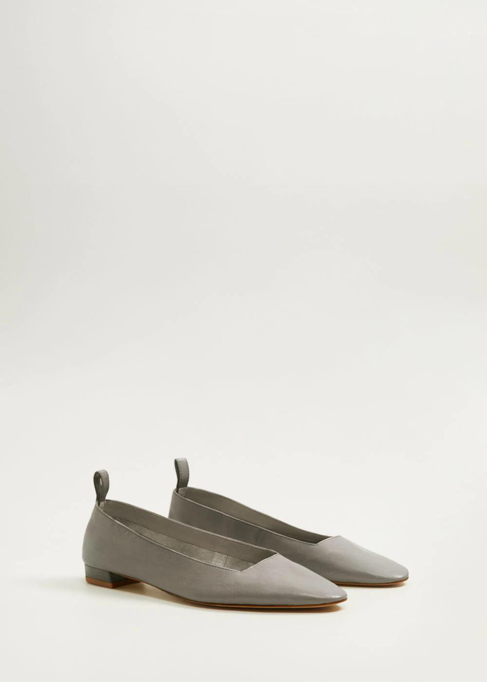 Plaskie Skorzane Buty Kobieta Outlet Polska Flat Shoes Women Leather Shoes Women Flats Leather Flat Shoes
