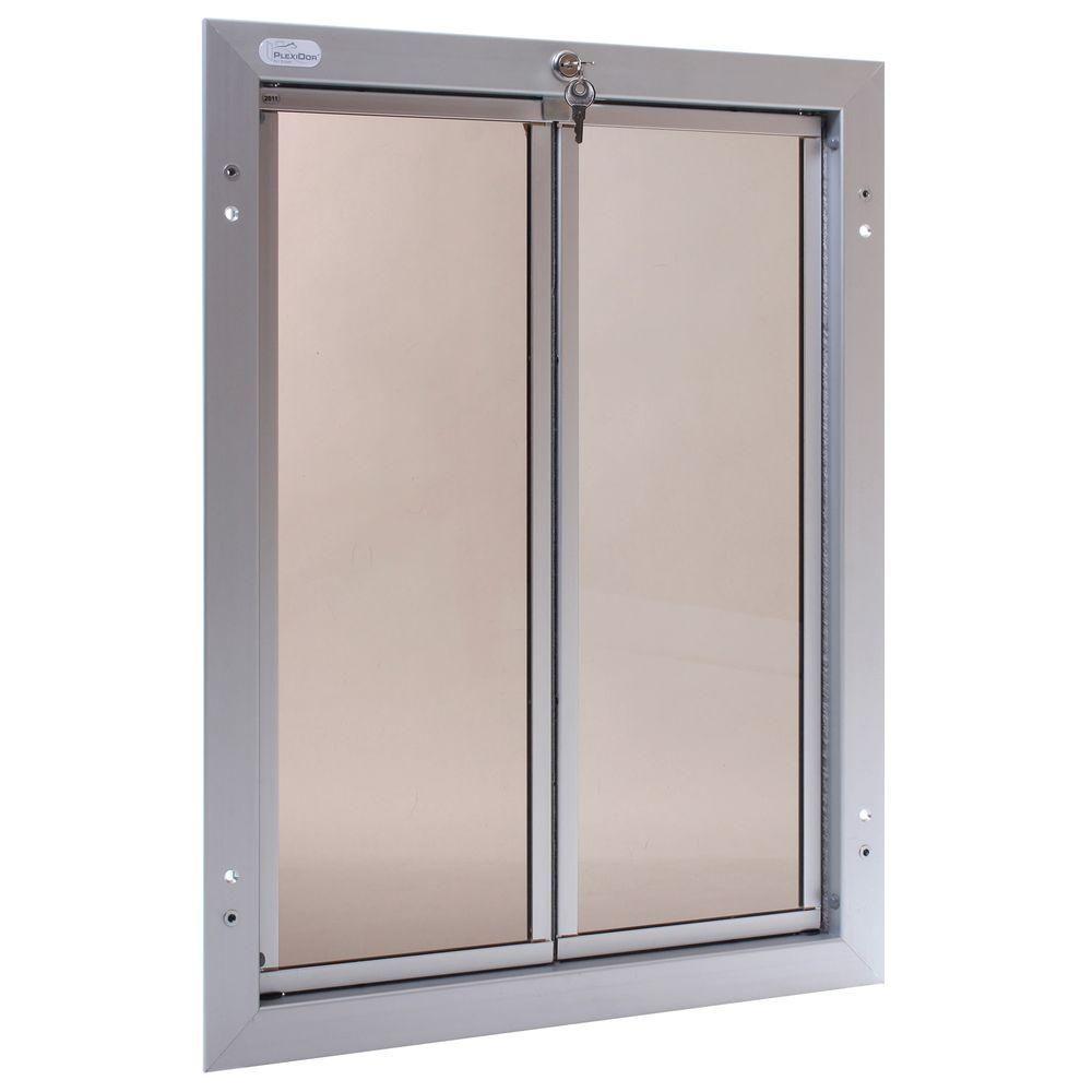 Plexidor Performance Pet Doors 16 In X 23 75 In Chew Proof
