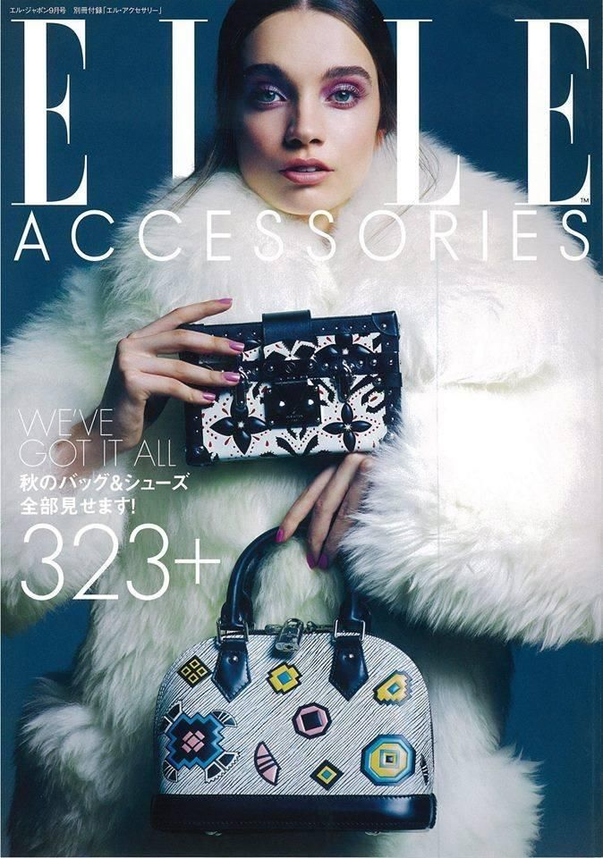 Accesories with Attitude (Elle Japan)