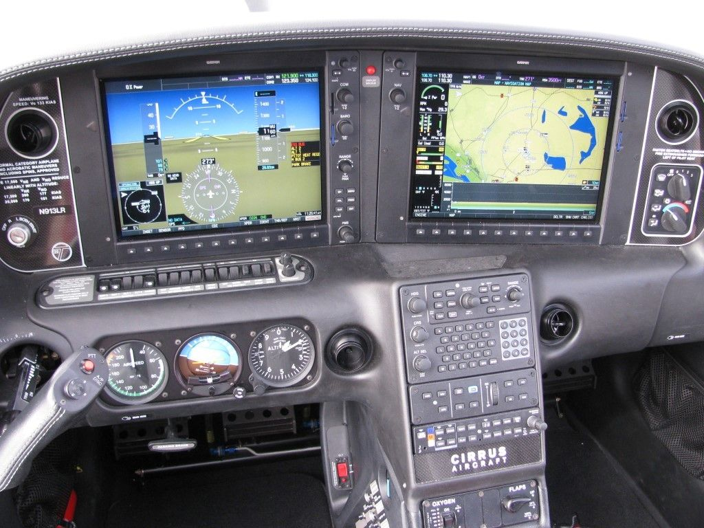 2012 Cirrus SR22T for sale in Duluth, MN USA => http://www.airplanemart.com/aircraft-for-sale/Single-Engine-Piston/2012-Cirrus-SR22T/9543/