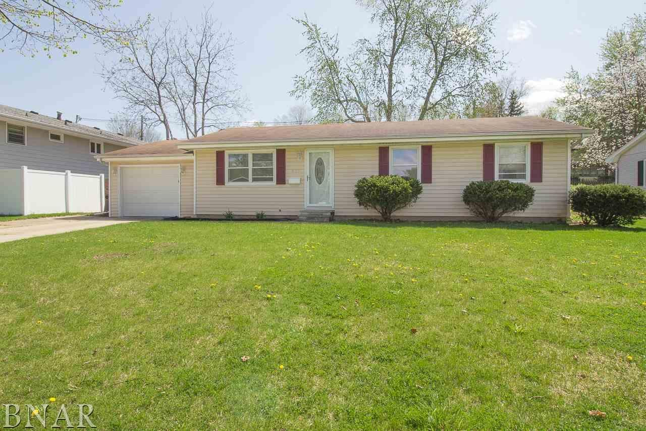 For sale 134900327 rowe drive bloomington il 61701