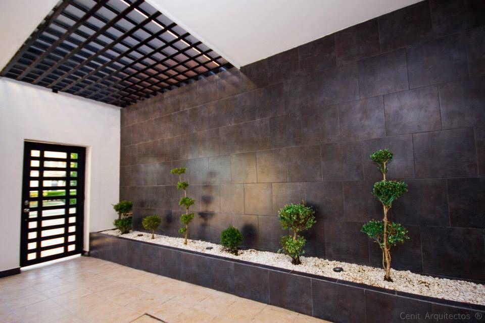 10 Jardineras modernas para patios pequeños Patio pequeño - jardineras modernas