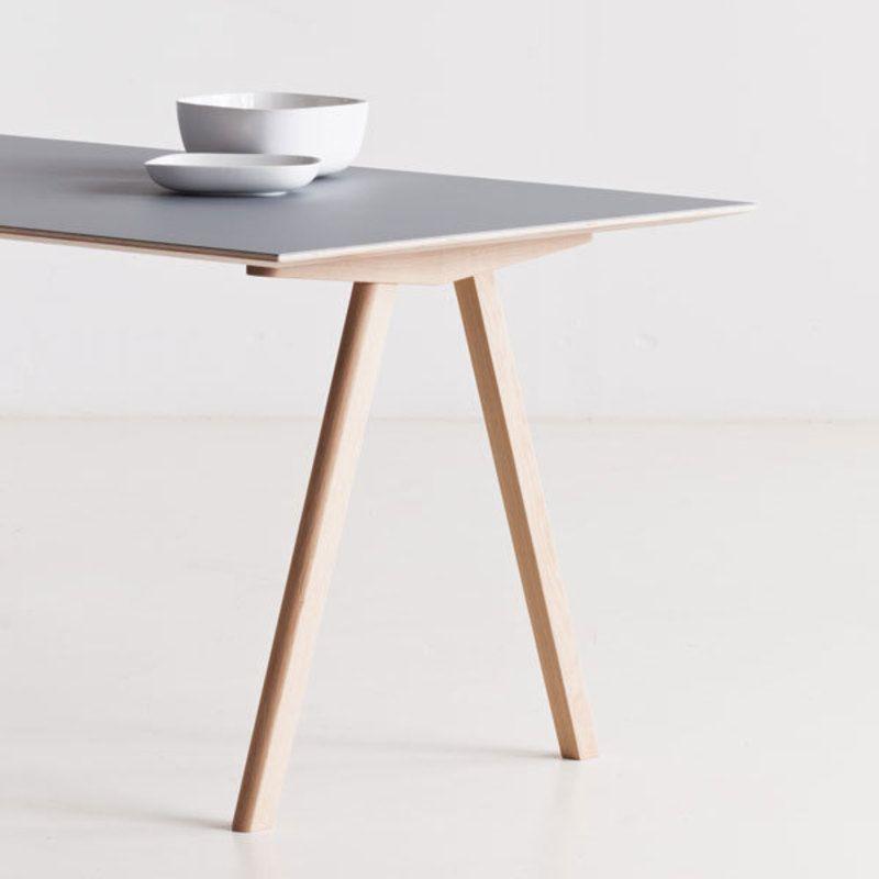 Minimalistischer Tisch Copenhague Table Von Hay Thehomestory Dusseldorf Productmate Furniture Interior Furniture Hays Furniture