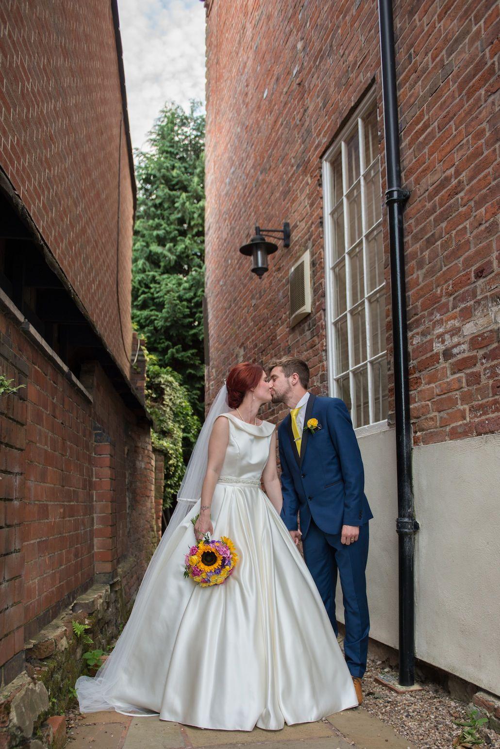 Katie And Scotts Wedding Photography Masa Restaurant In Derby