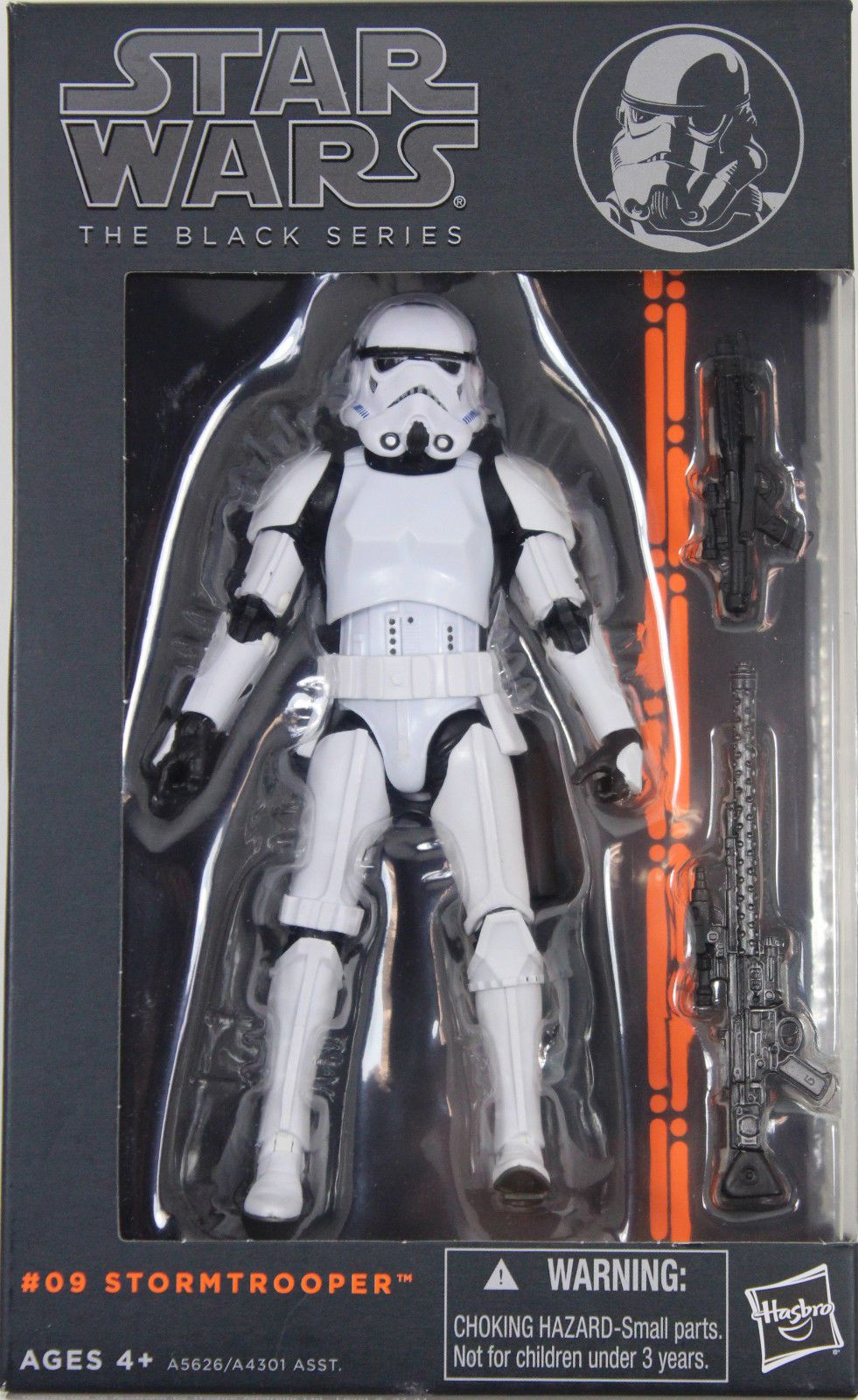 "6/"" Star Wars Black Series Action Figure Darth Vader Boba Fett Stormtrooper Toy"