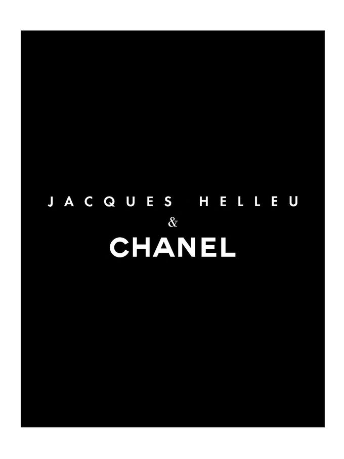 Jacques Helleu & Chanel by Abrams