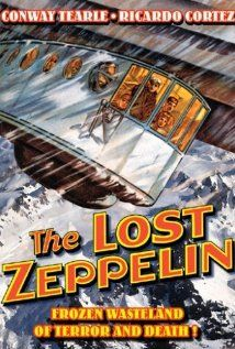 The Lost Zeppelin (1929)