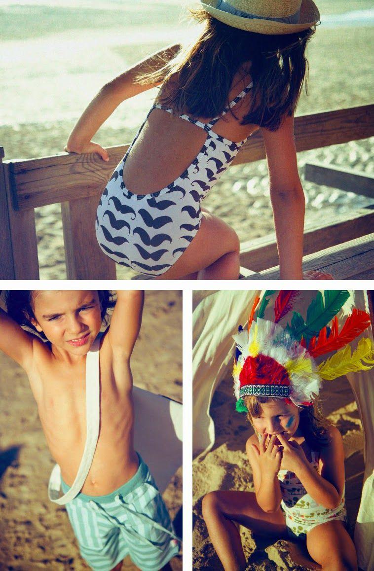 Dosydos Swimwear Cool Kids Fashion Kids Swimwear Kids
