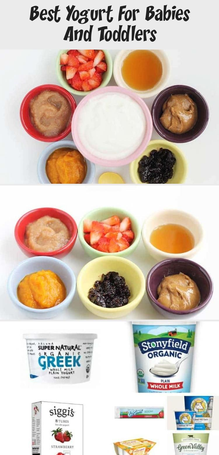 Best Yogurt For Babies And Toddlers Baby Atk In 2020 Baby Food Recipes Homemade Baby Foods Banana Baby Food