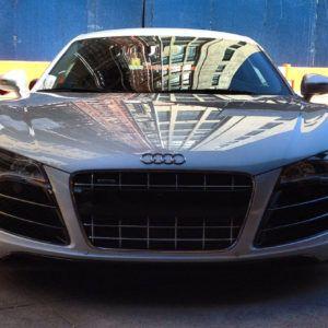 Audi R8 Autocraft Nyc Full Sound System Led Lighting System