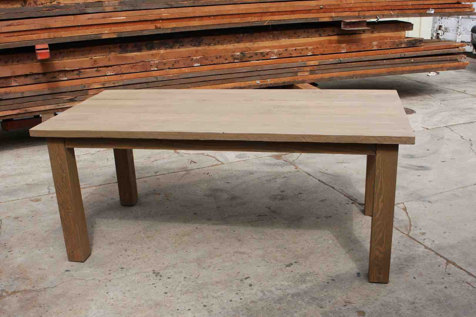 Photo : Used Wood Tables Images