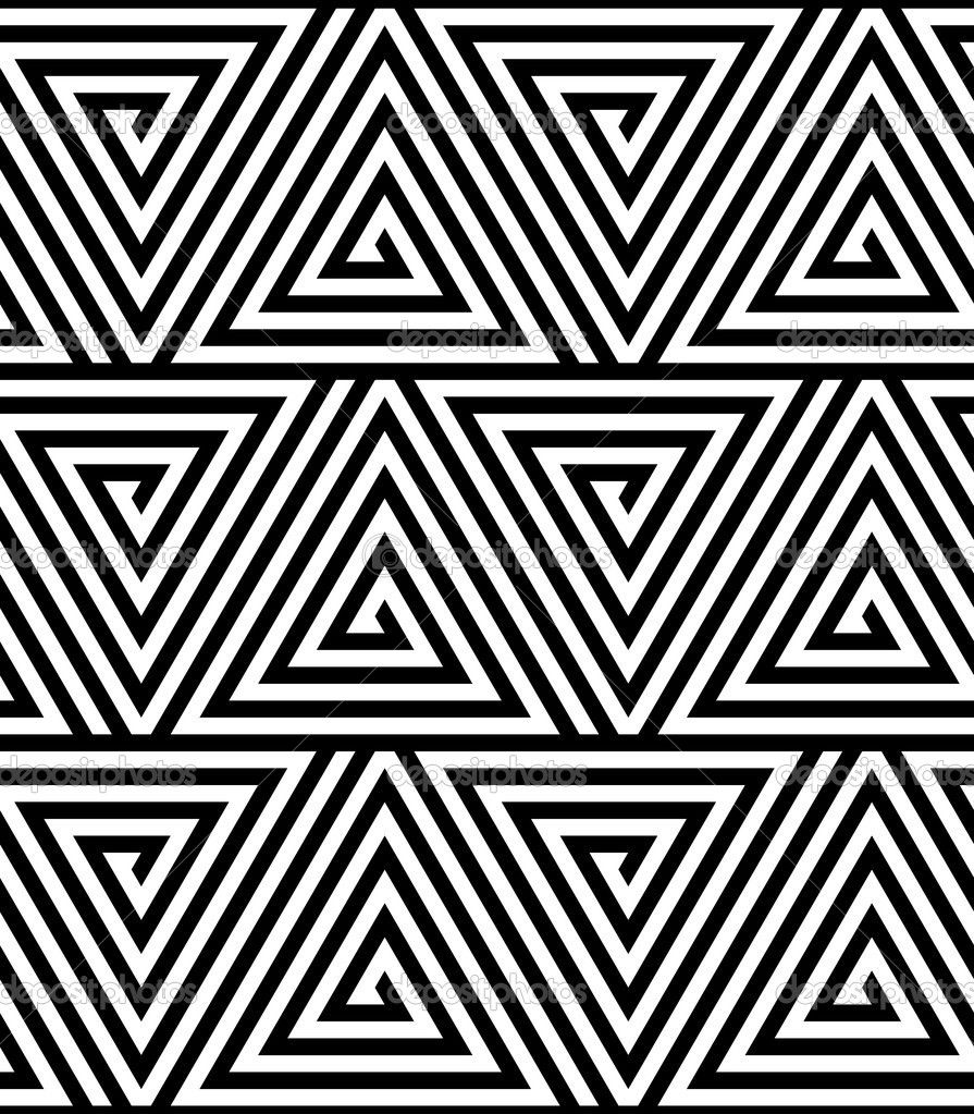 geometric patterns black and white - Pesquisa Google | Patterns ... for Geometric Shapes Design Black And White  565ane