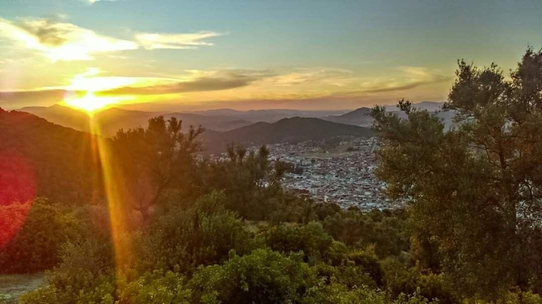 Ouazzane Maroc Outdoor Celestial Sunset