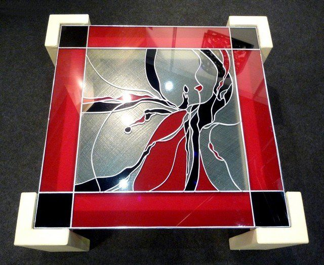 vitrail moderne dessin recherche google stained glass. Black Bedroom Furniture Sets. Home Design Ideas
