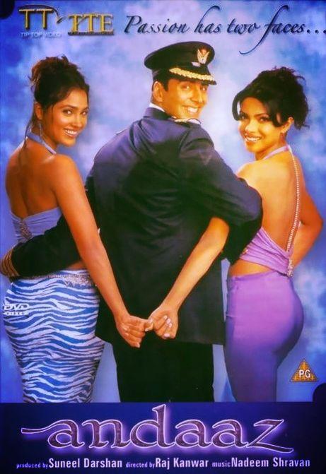 Hindi Film Andaaz Akshay Kumar