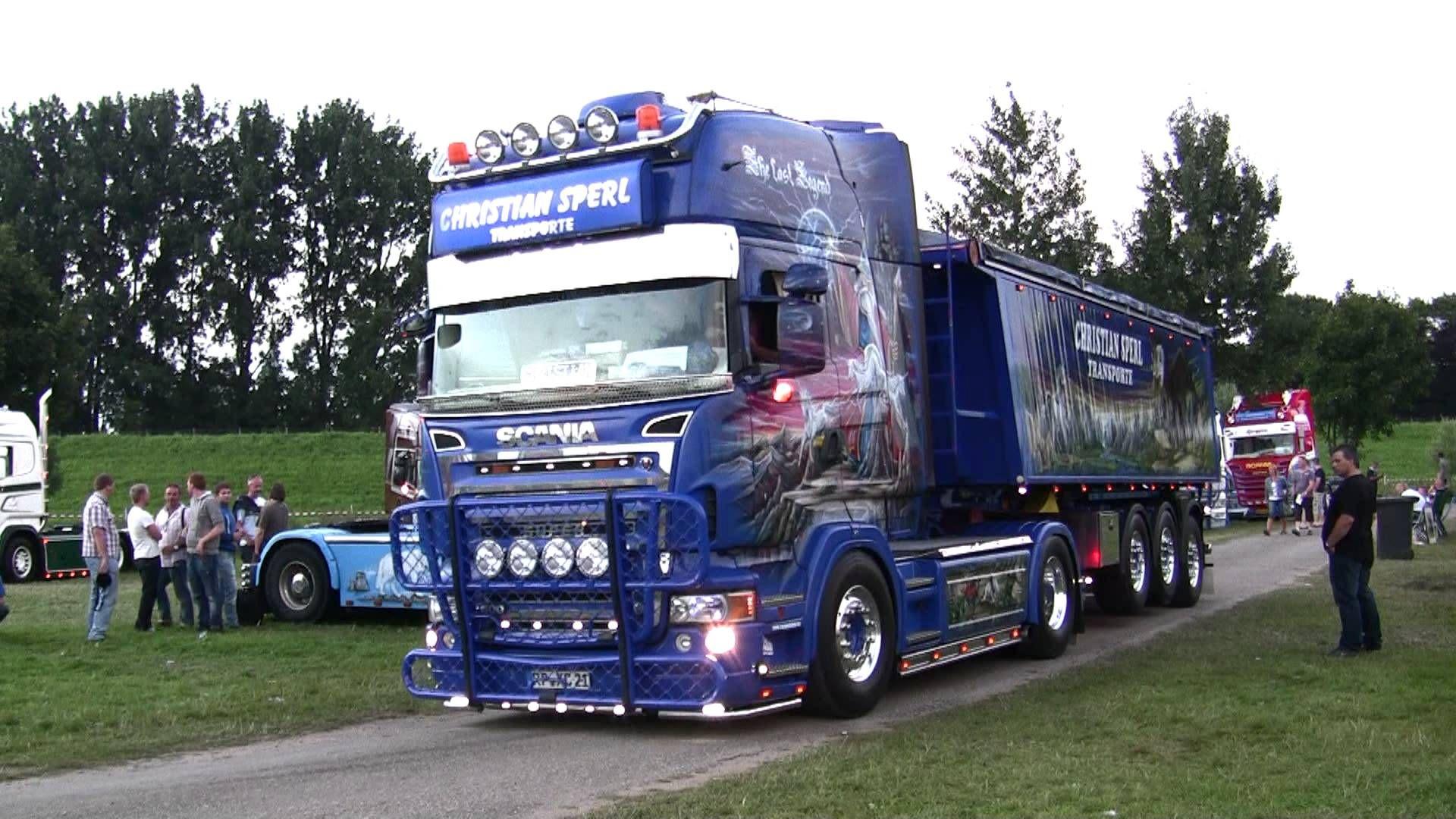 Christian Sperl scania v8 - NogHarder lopik 2012 - YouTube | Scania