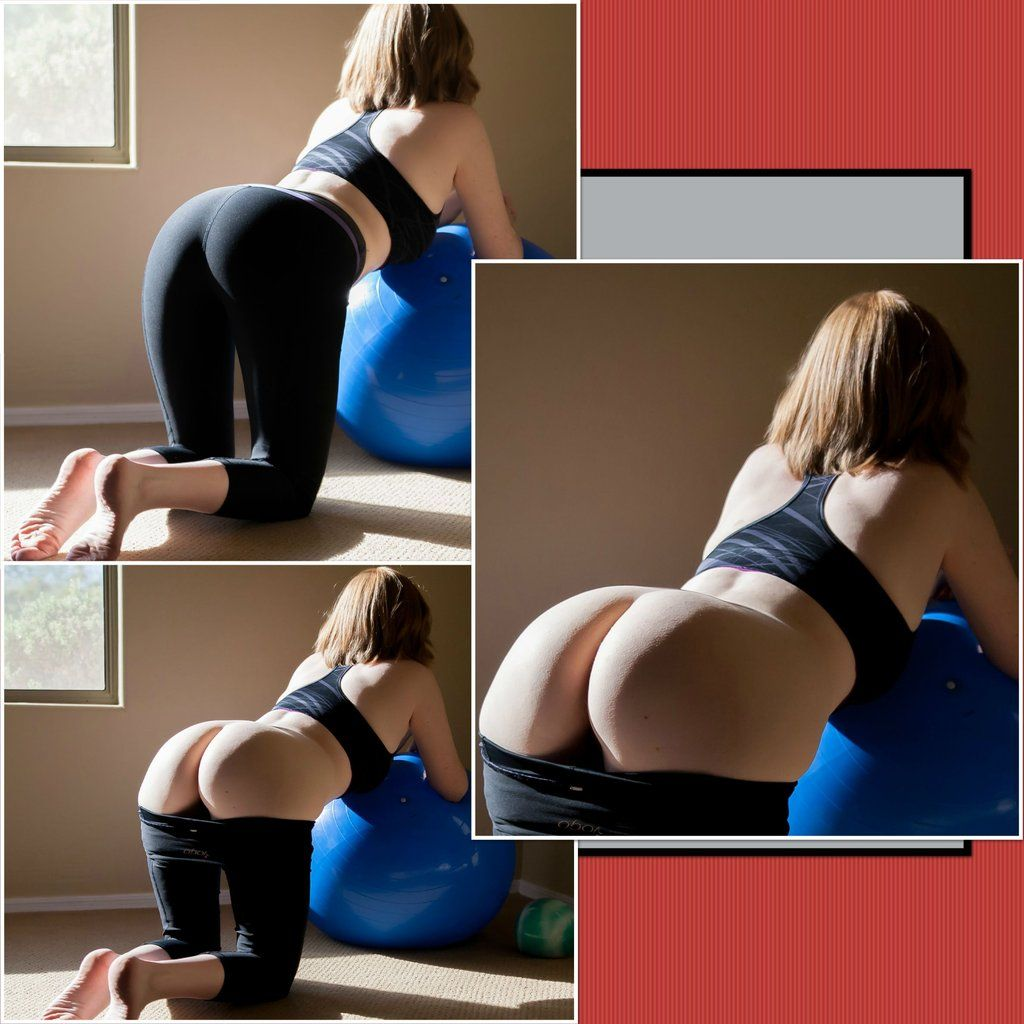 Yoga Pants Onoff X Post Ronoff Leggings