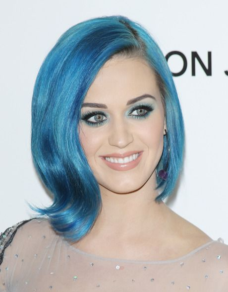 Blue S That Girl None Other Than Our Very Own Katy Perry Who Goes