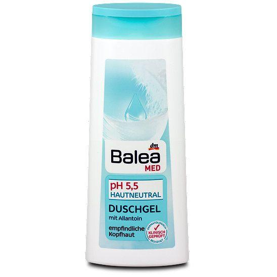 Balea Med Duschgel Ph 5 5 Hautneutral Dusche Im Dm Online Shop