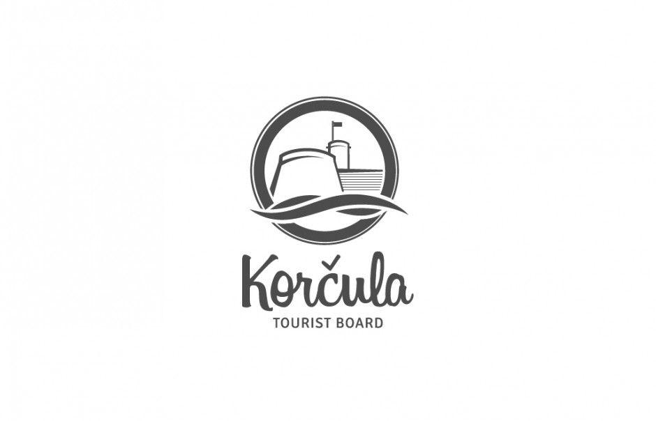 Korčula tourist board logo